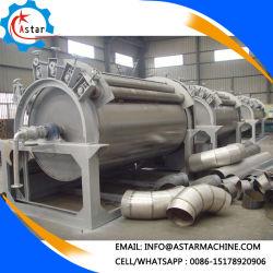 La exportación a México colorante raspador giratorio Tambor Secador de pelo equipo de la máquina de secado