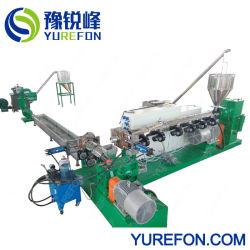 Automático completo de Pelotização de reciclagem de resíduos de plástico da máquina