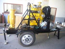 Ирригационных дизельного двигателя водяной насос с принадлежностями для Таиланда рынка