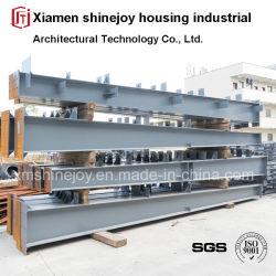 Structure en acier haute résistance des matériaux de construction de la construction pour les poutres et colonnes