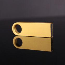 Logo personnalisé Graver et imprimer le métal lecteur Flash USB USB 2.0 pour le meilleur cadeau de promotion