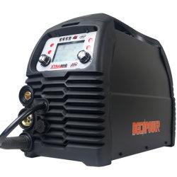 Xtramig 4 in 1 SYN IGBT 단상 MIG 용접기 200 AMP 아크 용접기 CO2 가스 없음 MIG TIG 스티커 MAG MMA 알루미늄 용접 기계