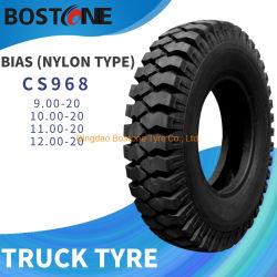 Minería de pesado de alta calidad de Autobuses y Camiones llantas neumáticos diagonales 10.00-20 sesgo