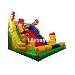 Les petits enfants sport de haute qualité de jeu de l'escalier gonflable Faites glisser les jouets pour la vente