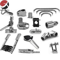 Tianjin Junya OEM/hierro latón acero/construcción/construcción/baño/marino/Mobiliario/máquina/puerta de vidrio/Hardware de la inversión y la cera perdida/Precision/arena/moldeado a presión