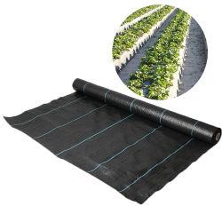 I pp hanno filato il prodotto non intessuto del coperchio del terreno agricolo della stuoia del Weed dell'obbligazione