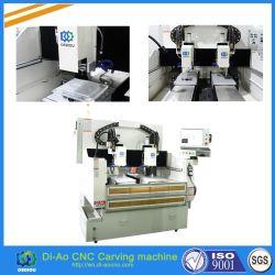 Dubbele CNC van de Camera CCD Scherpe Machine voor de Flexibele Shatterproof Wacht van het Glas