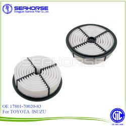 Toyota 차 178017002083를 위한 좋은 품질 자동 공기 또는 가스 필터