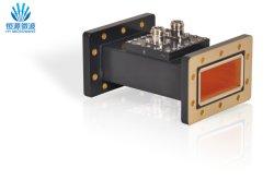 RFのマイクロウェーブ二重ループ導波管のカプラーのレーダー・アンテナ
