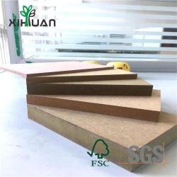 Chinesischer Melamin-Vorstand HDF der Fabrik-1220*2400*3/6mm