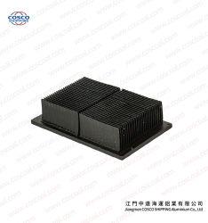 증명서를 주는 ISO9001에 의하여 전해질 알루미늄 열 싱크