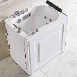Woma Sittting ванна с дверцей для отключает и пожилых людей