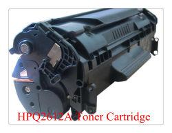 Q2612um cartucho de toner para uso no HP1010/1012/1015/1020/1022/3015/3020/3030/3050/3052/3055