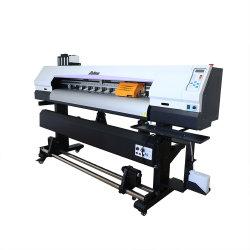 Bon marché jet d'encre numérique grand format éco solvant pour intérieur et extérieur de l'imprimante