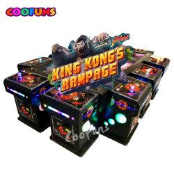 O casino de jogos de azar Tabelas de pesca de peixes de captação da máquina de venda de jogos