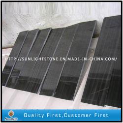 La Chine veine en bois noir des carreaux de sol en marbre pour cuisine/salle de bains décoratif