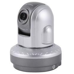 700TVL ONVIF H. 264 Distance IR Infrarouge caméra IP sans fil WiFi dôme PTZ (IP-06)
