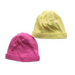 Multi infante 100% del cotone di colore/cappello su ordine del bambino