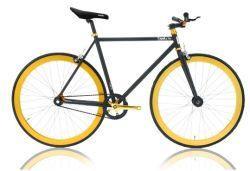 Kleurrijke Fix Gear voor fietsen/rupsband met één snelheid CE-goedgekeurd