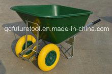 Riga della barra di rotella, carrello resistente (wh9600)