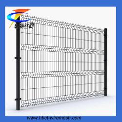 جدار انحناء مثلثي مطلي من مادة PVC عالي الجودة (مصنع ISO9001)