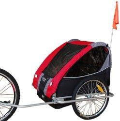 Bebé bicicleta remolque (21308)