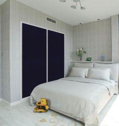 Alto Glossy Board UV per Wardrobe Door