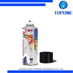 Resistente al calor de la resina acrílica personalizado Aerosol spray de pintura automática