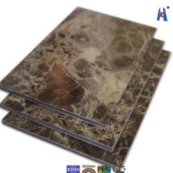 Aluminum Curtain Wallのための最もよいQuality Marble ACP Used