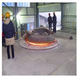 Heißer Induktionsofen-Walzwerk-Produktionszweig Geräten-Zwischenfrequenz-Ofen