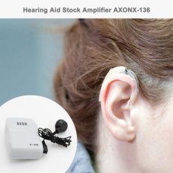 Digital-Hörgerät-Einheit-beste Klangverstärker-justierbare Ton-Taschen-Hörgeräte für das ältere Eare Sorgfalt-Hilfsmittel