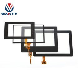 Wanty Customized G+G P+G IIC tampa USB-painel táctil TFT LCD Pontos Múltiplos Exterior Industrial do visor sensível ao toque a tela de toque capacitivo de digitalização