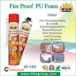 Spray In Poliuretano Espanso Ignifugo B2 (kingjoin ID-102)