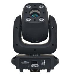 Spot 100W + 4*10W laver la tête mobile lumière à LED