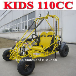 Gas Powered ir carros 110cc