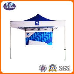 3 X 3M schioccano in su il Gazebo piegante esterno dell'alluminio della tenda del baldacchino della tenda foranea