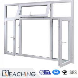 Flügelfenster-Fenster-Plastikfenster des UPVC/PVC Fenster-Gitter-Fenster-UPVC