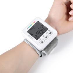 Cer-elektronischer Digital-beweglicher automatischer Puls-Impuls-Handgelenk-Blutdruck-Monitor