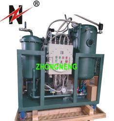 Ty Series utilizado sistema de reciclagem de óleo da turbina, Fábrica de purificador de óleo