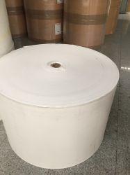 昼食の食糧ボックスのためのFDAの食品等級135GSM 150GSM 160GSM 180GSMのグリースを弾く単一の側面のPEの塗被紙