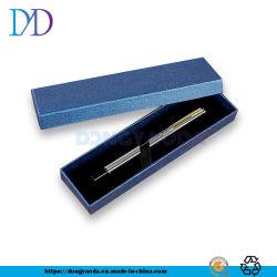 さまざまな筆箱PUの革プラスチック木製のボール紙の堅いペーパーギフトのペンの箱