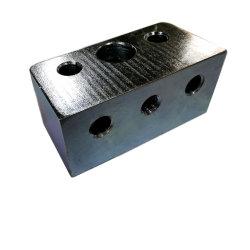 Acier inoxydable de haute précision de pièces de machines CNC en tant que le dispositif