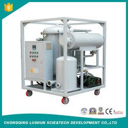 Marca Lushun 6000 litros/h vacío rentable purificador de aceite, aceite hidráulico/aceite/Lubricantes, Aceite de turbina de escape