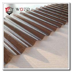 Transparente Polycarbonat-Dach-Fliesen