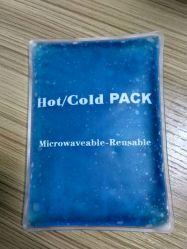Microwaveableの再使用可能なゲルは療法の熱くか冷たいパックを詰める