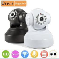 720p autoguident l'appareil-photo sans fil éloigné de la vidéosurveillance 1.0MP de téléphone de P2P