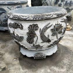 Marmeren Beeldhouwwerk van het Standbeeld van de Steen van de douane het Hand Gesneden voor de Fabrikant van de Fabriek van het Ornament
