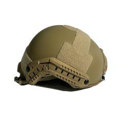 Последнюю версию популярного Нип Stage IIIA быстро вооруженных пуленепробиваемых шлем военной полиции