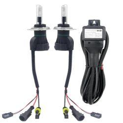 VERSTECKTES Vorschaltgerät mit 35W 55W VERSTECKTEM Scheinwerfer Gleichstrom-H1 H4 H7 9005 9006 und Projektor-Objektiv