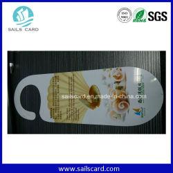 カスタムサイズの大きい割引不規則な形PVCカード